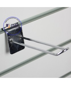 Slat Wall Double Hook