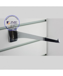 Slat Wall Glass Shelve Bracket