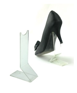 Acrylic Shoes Stand