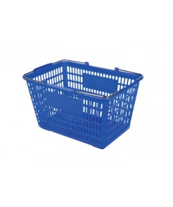 Shopping Basket Metal Handle