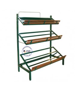3 Level Fruit Rack Green Without Banana Holder &  Basket 130019