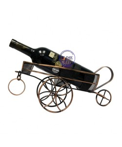 Tricycle Shape Wine Stand 120081