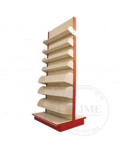 Magazine Display Gondola 610001