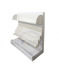 Book & Magazine Display Gondola 610003