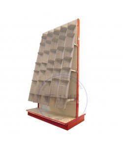 CD/Book Display Gondola 610004