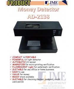 (JME) UV Money Detector