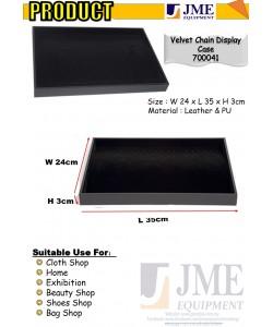 (JME)Velvet Necklace Accessories display case