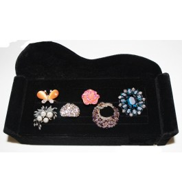 (JME)Ring & Accessories Queen Display