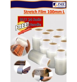 Stretch Film / P.E. Film 100mm